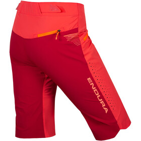 Endura SingleTrack Lite Shorts Damen coral